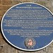 Small photo of Blackfriars plaque