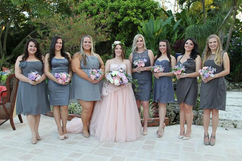 South Florida Backyard Wedding