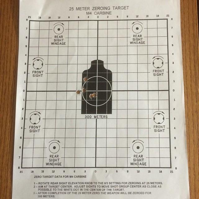 M4 target
