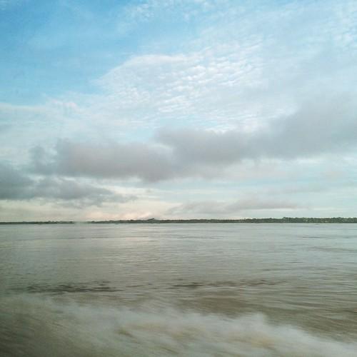 Sábado sereno e feliz a todos! #MeuAmazonas #Viagem #Amazonas