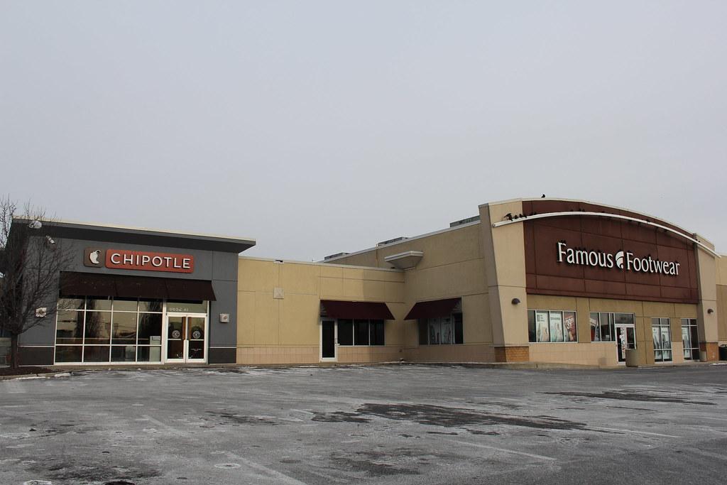 Golden Ring Shopping Center Rosedale Md
