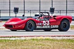 Charlie Barns McLaren at Texas Motor Speedway on 06-26-10