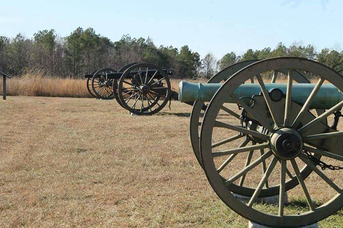 Malvern Hill Battlefield Virginia