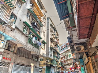 Macau (China) - High density living!