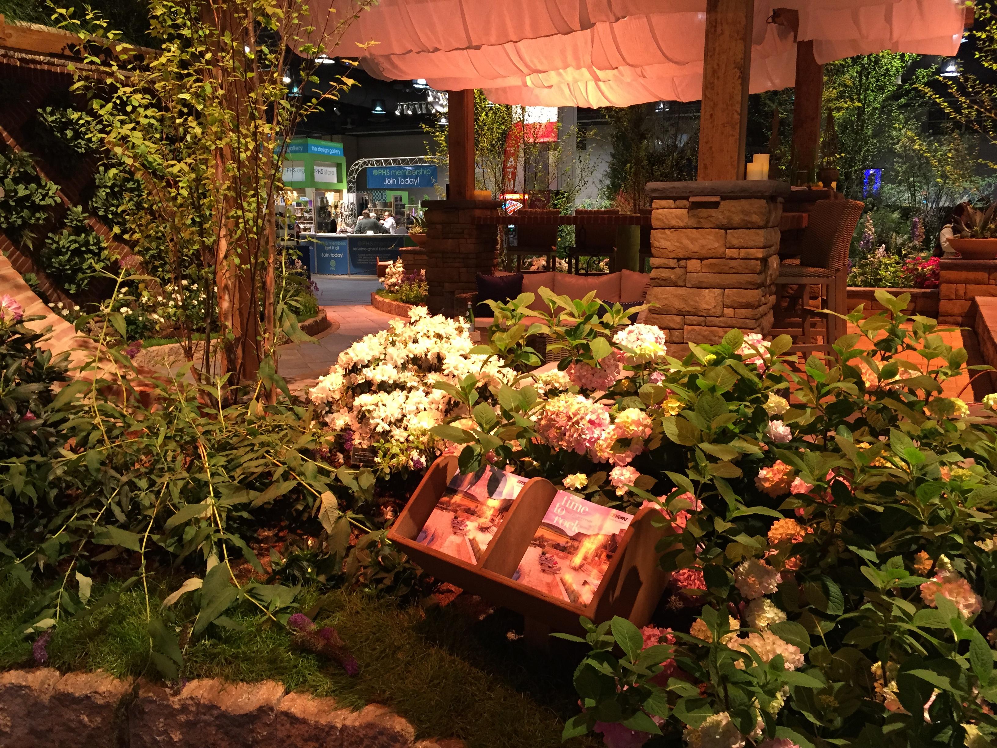 2015 Philadelphia Flower Show