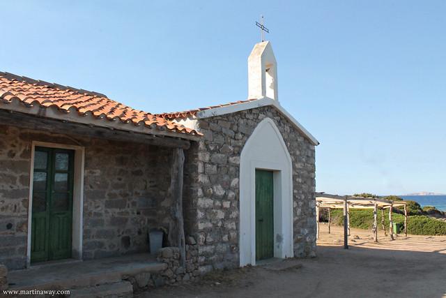 Cappella di San Silverio - Torre Vignola