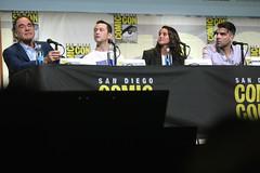 Oliver Stone, Joseph Gordon-Levitt, Shailene Woodley & Zachary Quinto