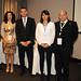 Lilian Velásquez, de la UCN; Roberto Bobadilla, de Biosigma y Katherine Sonnleitner y Jorge Ipinza, ambos de la UTFSM
