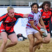 160702 Amsterdam v Leiden LSRG, North Sea Beach Rugby 2016
