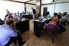 Day 3 | Meeting with Union of municipalities of Kal3et istiklel