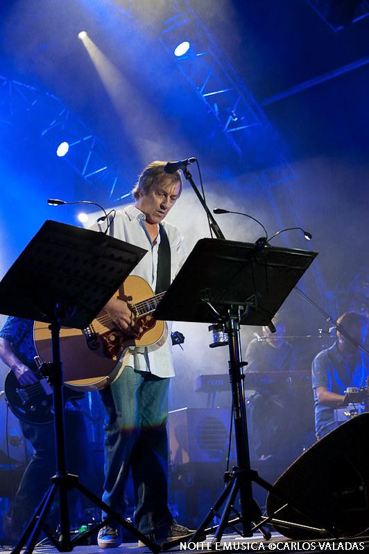 Jorge Palma & Sérgio Godinho - O Sol da Caparica '16