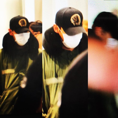 Big Bang - Melbourne Airport - 20oct2015 - vickibblee - 01