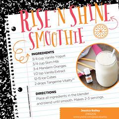 12- Rise 'N Shine Smoothie