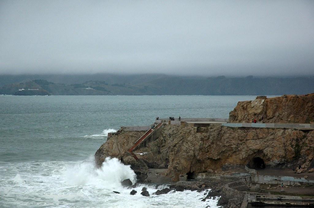 Sutro Baths, SF