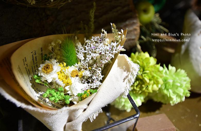 台中乾燥花學植務所09