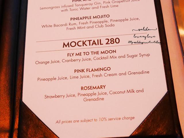 台北101夜景景觀餐廳推薦莫爾頓牛排館 Morton's The Steakhouse菜單menu (3)