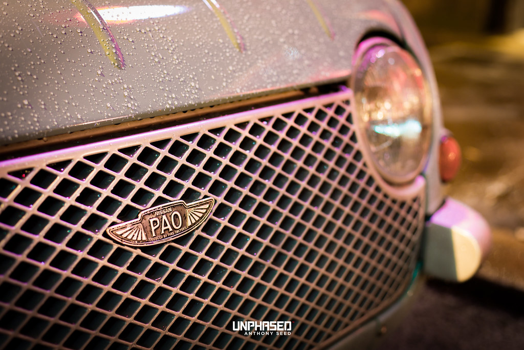 Unphased Feature Car - Sams Pao