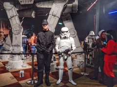 Officer and Stormtrooper
