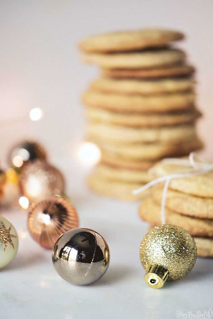 Classic Snickerdoodle Cookies & 100 of the best cookie recipes for Christmas | PasstheSushi.com