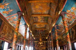 Image of Wat Phnom. cambodge phnompenh