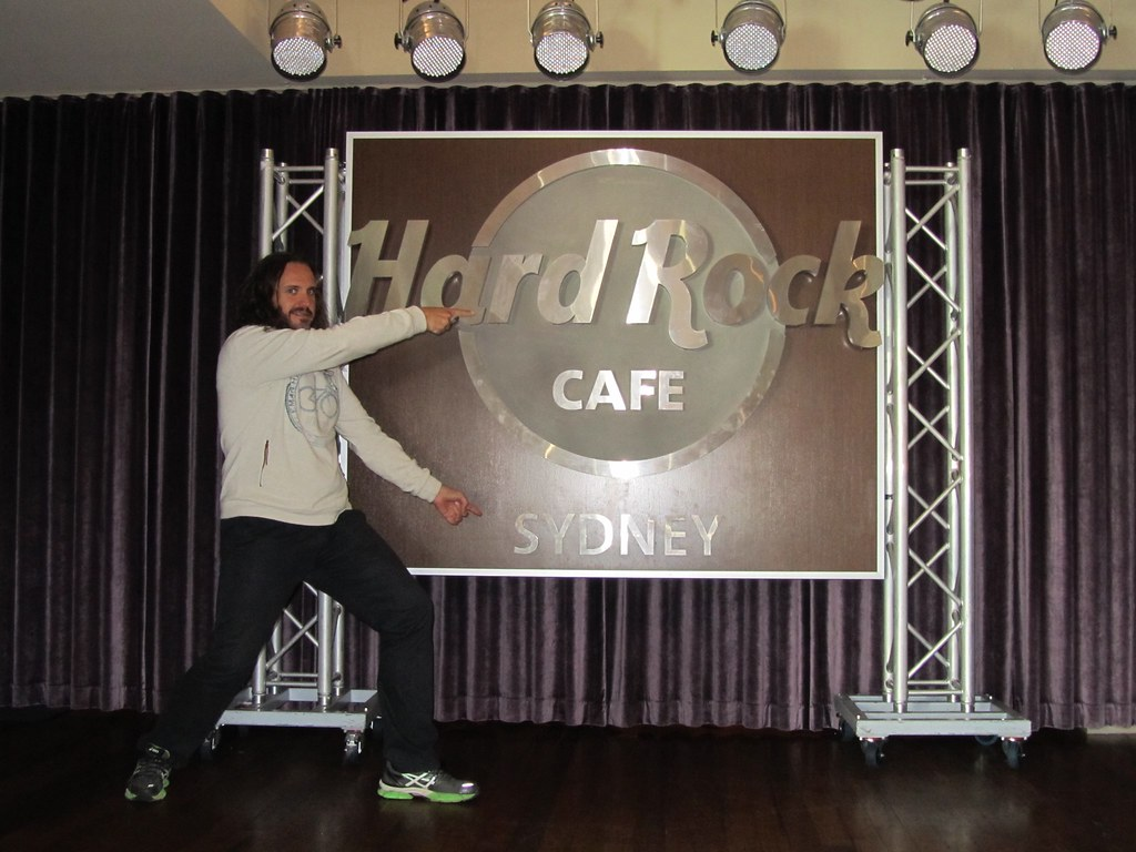 Sydney Hard Rock Cafe