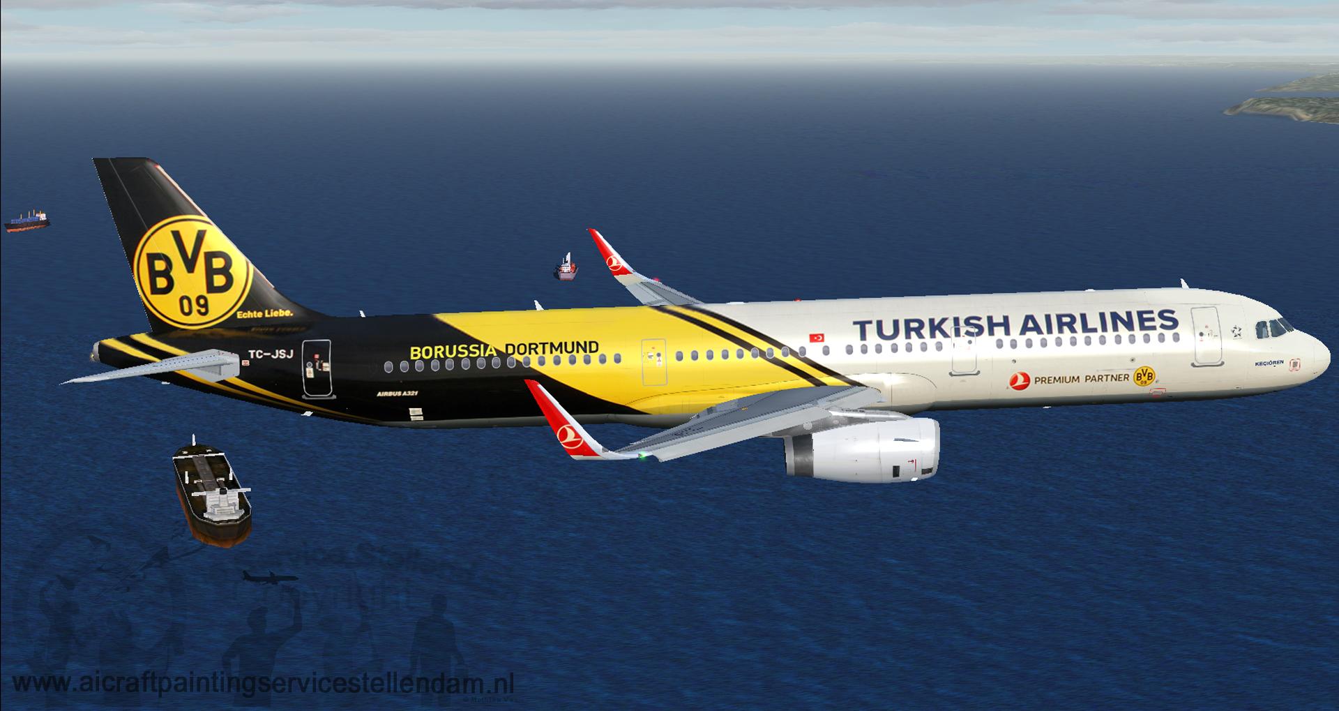ProjectAirbusA321-231TurkishAirlines_BorussiaDortmund_TC-JSJ4