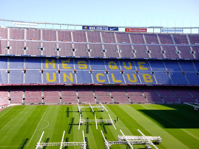 Spain Barcelona Camp Nou 1