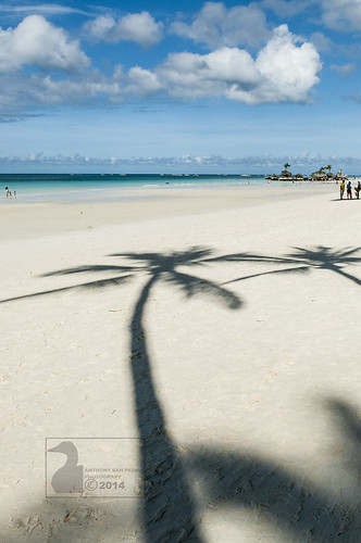 sunset shadow sea vacation beach sand nikon philippines boracay malay 2014 d300 westernvisayas nikond300 anthonysanpedro amsanpedro amsanpedroyahoocom anthonymsanpedro november2014