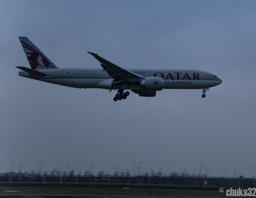 A7-BFG - B77L - Qatar Airways
