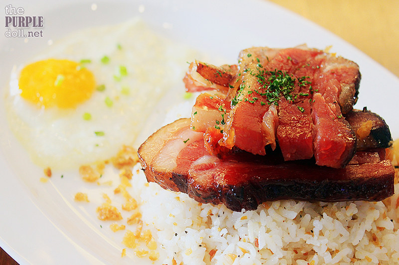 Apple and Hickory Smoked Homemade Slab Bacon (P285)