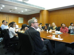 Law and Literature: Two Perspectives on Wrongful Convictions in Mainland China (9 October 2012)