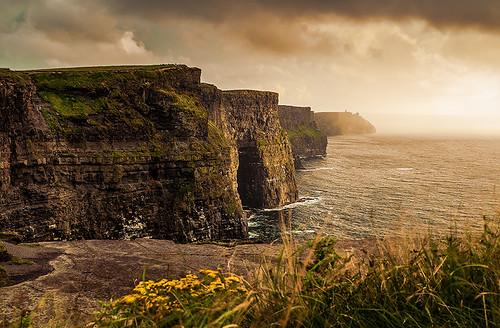 ireland cliffsofmoher countyclare jarlathgray visualimagerybyjarlathgray