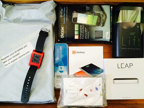 Cool Toys, Devices, Quantified Self