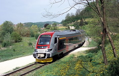 * Jugoslawien  021 004  bis  Zugschluss