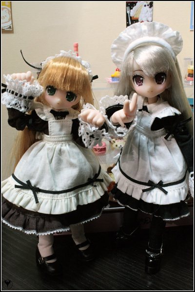 [Azone Lil'Fairy] Bienvenue au Maid Café ~~ 15883415844_19b61960de_o