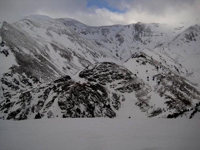 Esquí vall de Nuria