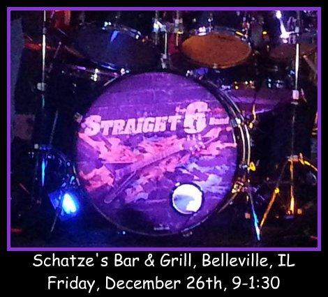 Straight 6 Band 12-26-14