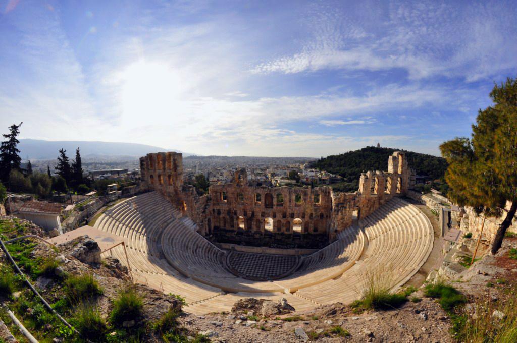 Odeon de Herodes Atticus atenas en 2 días - 15993515793 631a3c3ea5 b - Qué ver en Atenas en 2 días