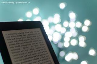 Kindle Bokeh