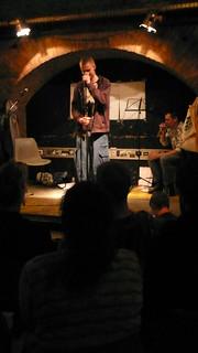 Mriri - textstrom Poetry Slam Wien