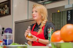 Кулинарный МК Юлианы Плискиной