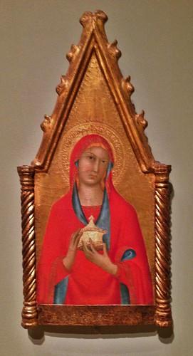 Mary Magdalene by ArtFan70, via I {heart} Rhody