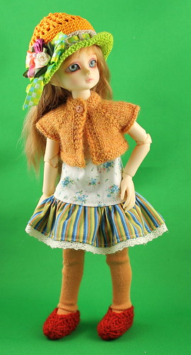 dress and cari - Amber