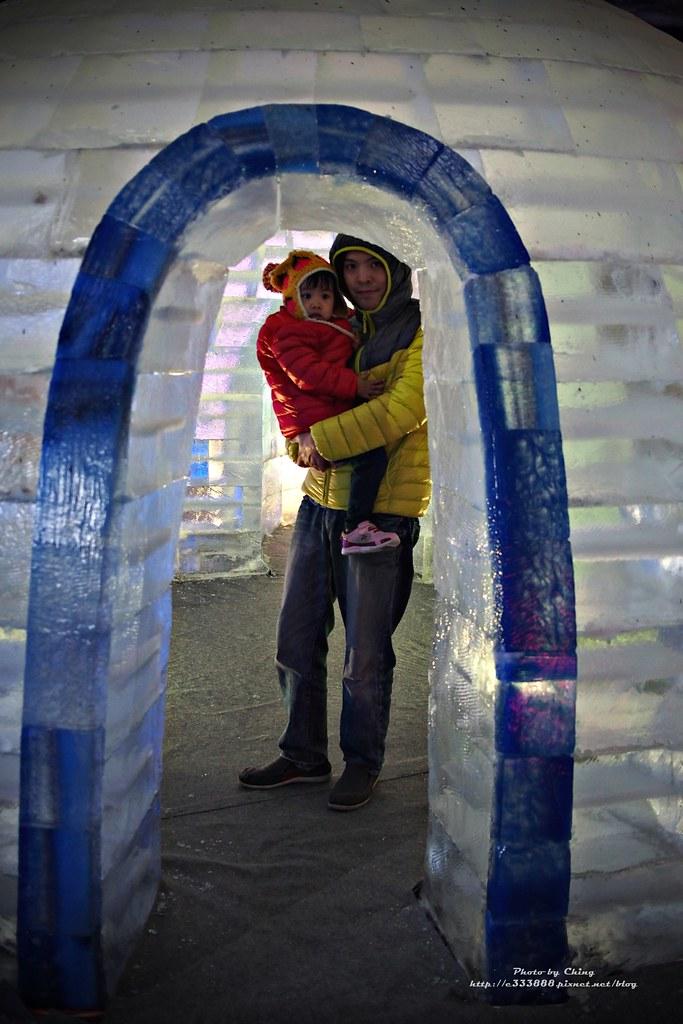 台中高鐵-2015正宗哈爾濱冰冰燈冰雕展-43