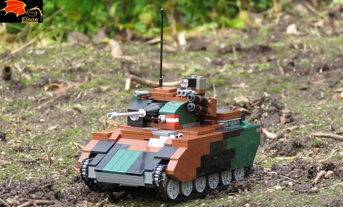 Volker - Infantry Fighting Vehicle