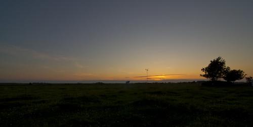 sunset sonnenuntergang sundown windrad nordsee marsch schleswigholstein nordfriesland hattstedtermarsch hattstedt