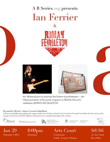 A B Poster - Ferrier