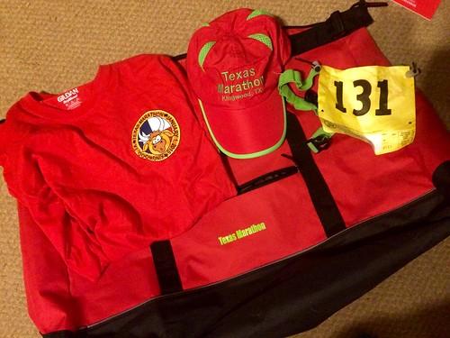 Texas marathon 2015