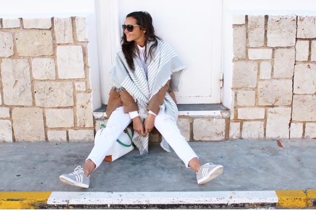 adidas gazelle gris corcho
