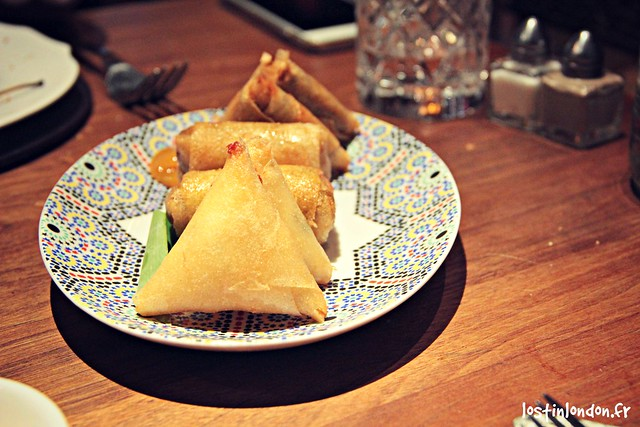 Momo moroccan restaurant London